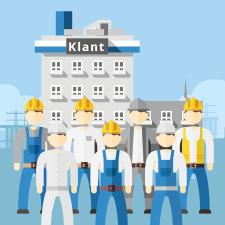 Kleding Management Systeem Portaal Klant